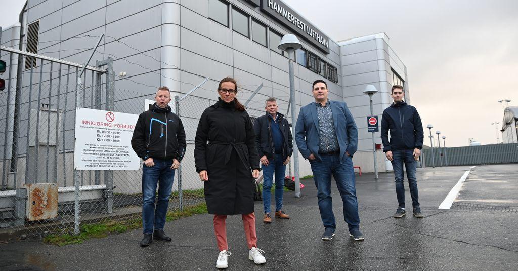 Hammerfest_flyplass